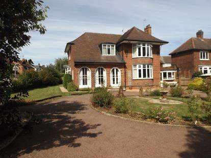 3 Bedrooms Detached House for sale in Park Drive, Hucknall, Nottingham, Nottinghamshire