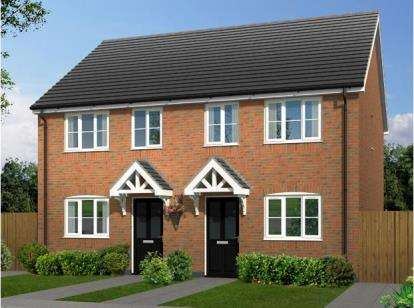 2 Bedrooms End Of Terrace House for sale in Humberston Meadows, Humberston Avenue, Humberston, Lincolnshire