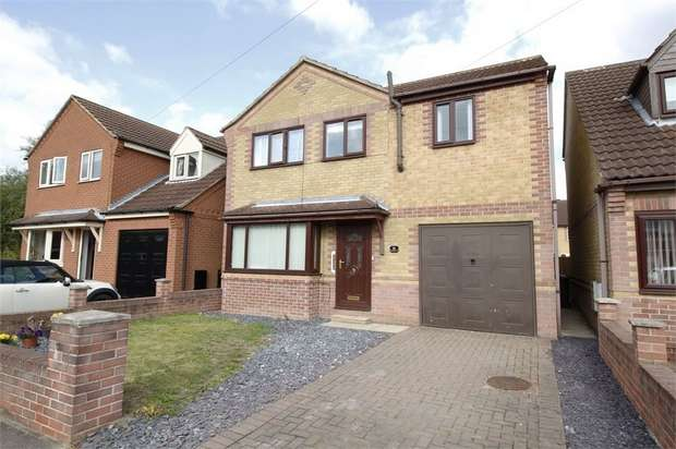4 Bedrooms Detached House for sale in Bloomhill Court, Moorends, Doncaster, South Yorkshire