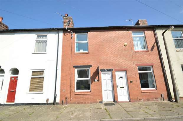 2 Bedrooms Terraced House for sale in Anglesea Avenue, Shaw Heath, Stockport, Cheshire
