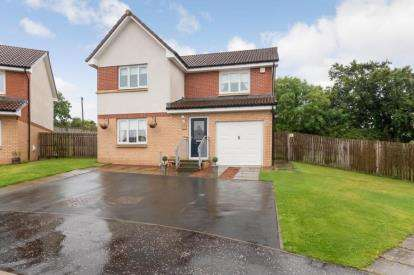 4 Bedrooms Detached House for sale in Glen Nevis Place, Rutherglen
