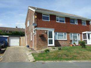 3 Bedrooms Semi Detached House for sale in Ridgeway, Hurst Green, Etchingham, East Sussex