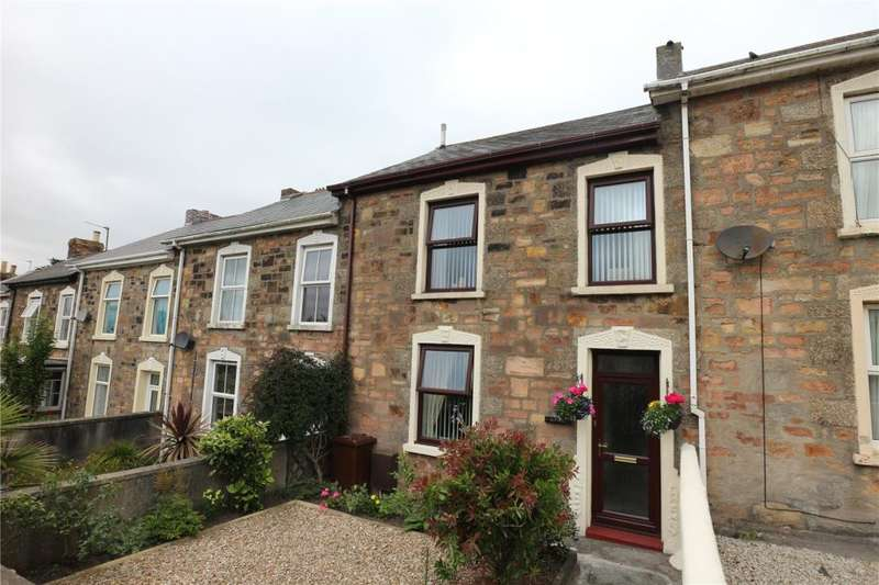 3 Bedrooms Terraced House for sale in East Hill, Tuckingmill, Camborne