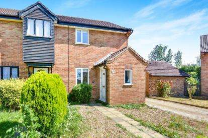 2 Bedrooms Semi Detached House for sale in Donnington, Bradville, Milton Keynes