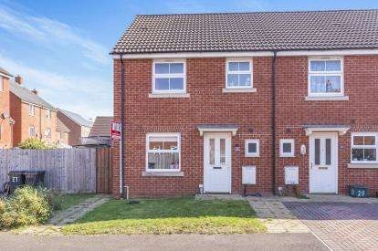 3 Bedrooms End Of Terrace House for sale in Boddington Drive Kingsway, Quedgeley, Gloucester, Gloucestershire