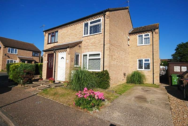 3 Bedrooms Semi Detached House for sale in Gainsborough Avenue, Diss