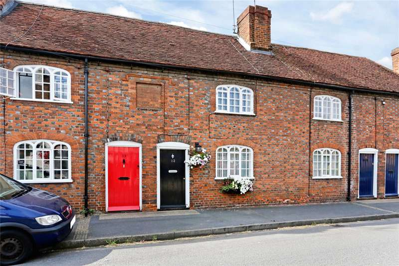 2 Bedrooms Terraced House for sale in Bisham Village, Marlow Road, Bisham, Marlow, SL7