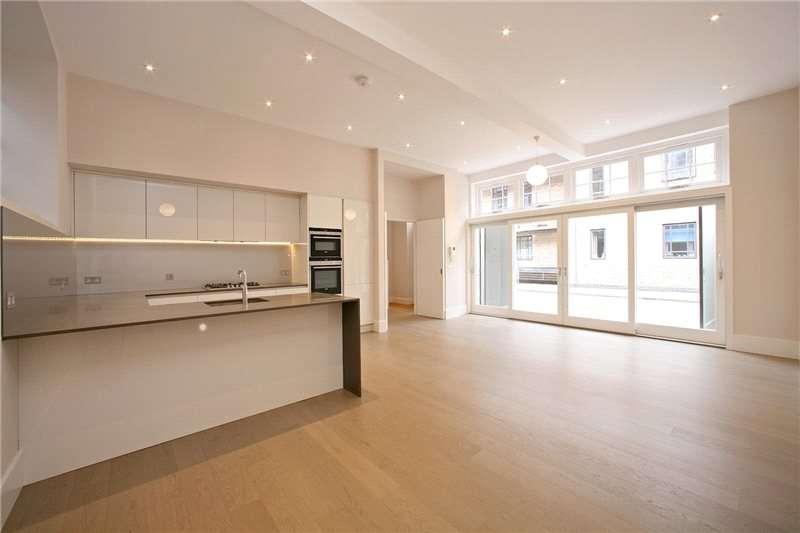 2 Bedrooms House for sale in Colonnade, Bloomsbury, London, WC1N