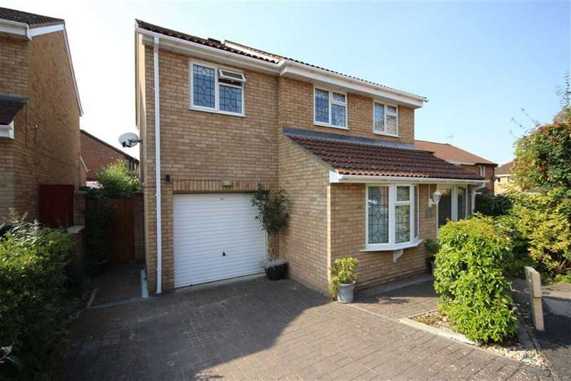 4 Bedrooms Property for sale in Marigold Close, Woodhall Park, Swindon