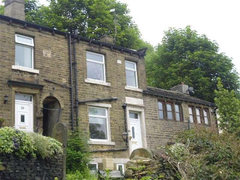 1 Bedroom Property for sale in Greenhill Road, Longwood, HUDDERSFIELD, West Yorkshire, HD3