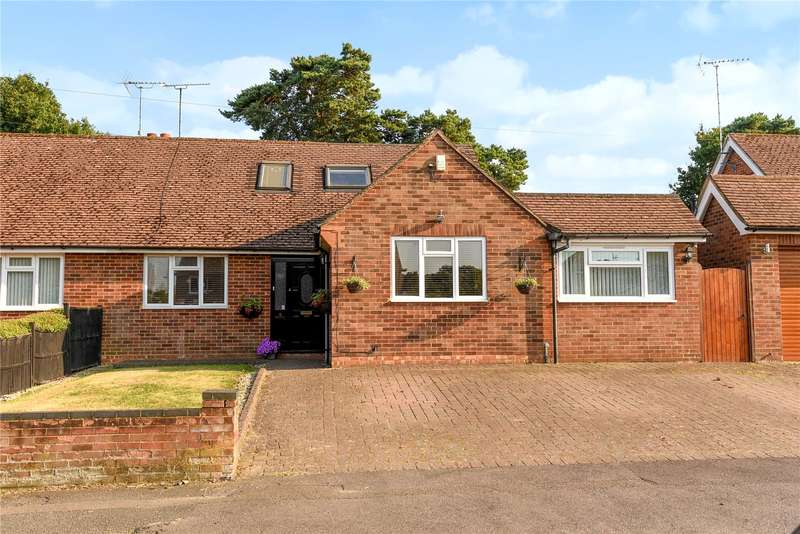 5 Bedrooms Semi Detached House for sale in Belmont Road, Crowthorne, Berkshire, RG45