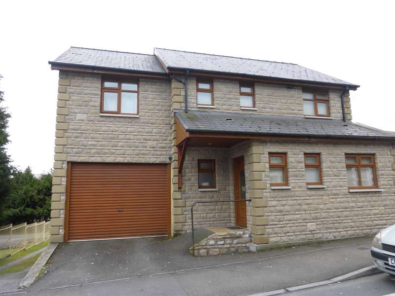 3 Bedrooms Detached House for sale in Dynevor Road, Skewen, Neath