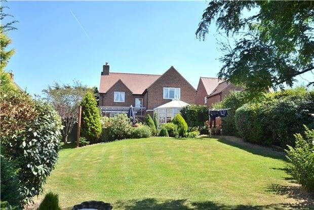 4 Bedrooms Detached House for sale in Tewkesbury Road, Longford, GLOUCESTER, GL2 9BN
