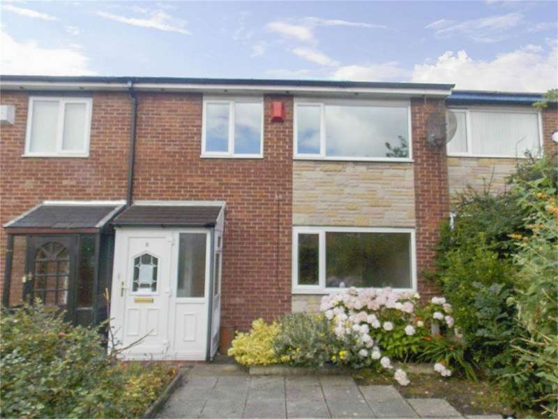 3 Bedrooms Terraced House for sale in Aldbury Terrace, Halliwell, Bolton, Lancashire