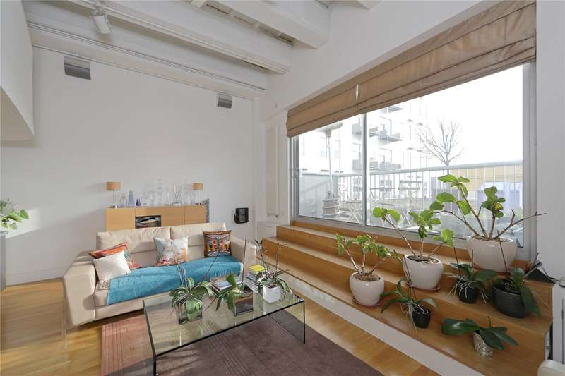 2 Bedrooms Flat for sale in The Piper Building, Peterborough Road, SW6