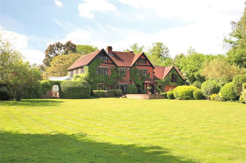 6 Bedrooms Detached House for sale in Vernon Hill, Ashton, Bishops Waltham, Hampshire, SO32