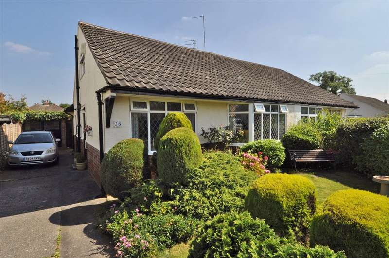 3 Bedrooms Semi Detached Bungalow for sale in Springfield Avenue, Newton, Wirral