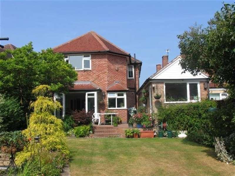 4 Bedrooms Detached House for rent in Seven Oaks Crescent, Bramcote, Nottingham, NG9 3FW