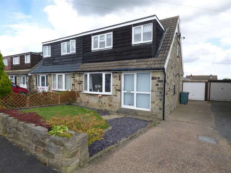 3 Bedrooms Property for sale in Dene Road, Skelmanthorpe, Huddersfield, HD8