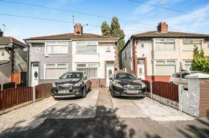 3 Bedrooms Semi Detached House for sale in Ranelagh Avenue, Litherland, Liverpool, Merseyside, L21