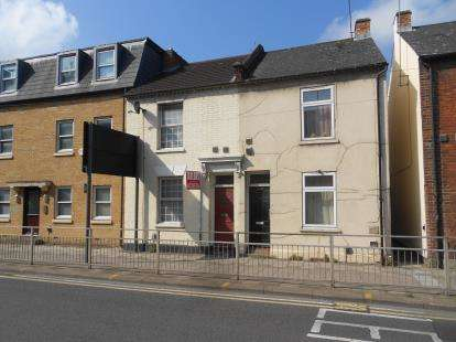2 Bedrooms Terraced House for sale in River Street, Bedford, Bedfordshire