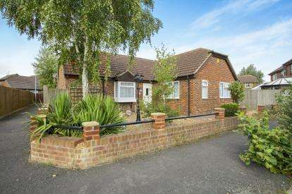 2 Bedrooms Bungalow for sale in Heronshaw, Chatteris, Cambs, Uk