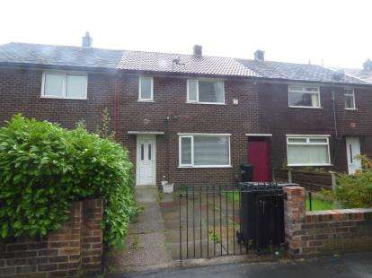 2 Bedrooms Terraced House for sale in Northumberland Road, Brinnington, Stockport, Cheshire