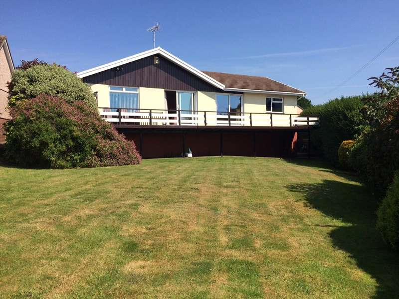 4 Bedrooms Detached Bungalow for sale in Hayston Avenue, Hakin, Milford Haven