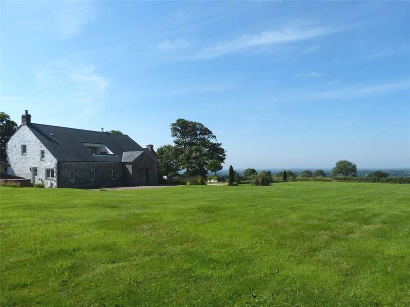 4 Bedrooms Detached House for sale in Cart House, Ludchurch, Narberth, Pembrokeshire