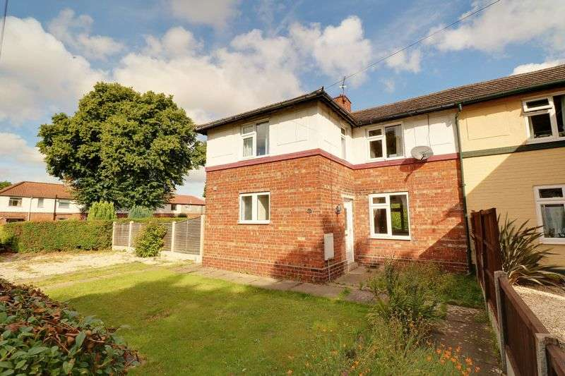 3 Bedrooms Semi Detached House for sale in Central Square, Brigg