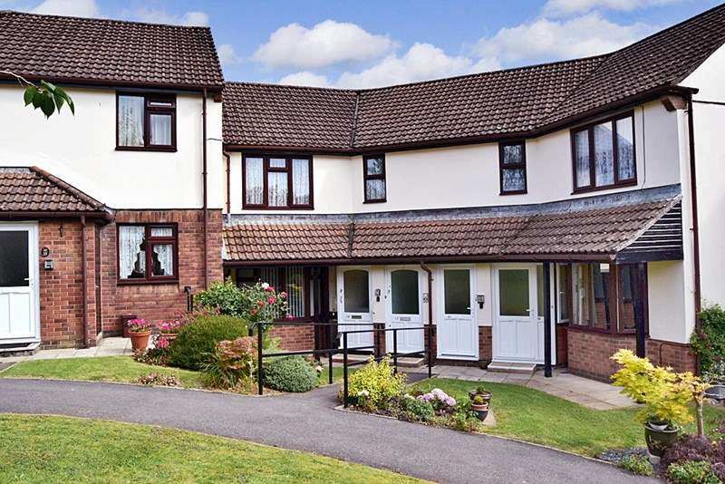 2 Bedrooms Retirement Property for sale in The Maltings, Chard, TA20 1PL