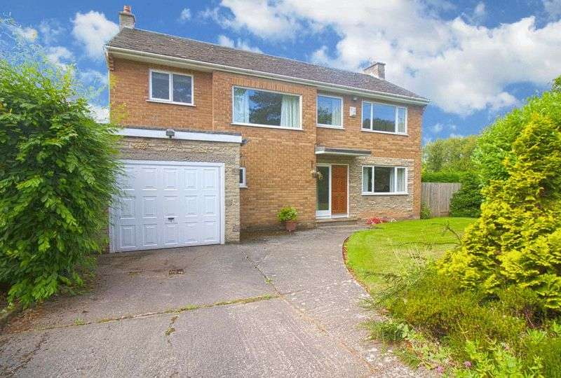 4 Bedrooms Detached House for sale in Pipers Lane, Heswall