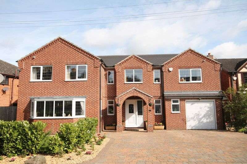 5 Bedrooms Detached House for sale in KEATS AVENUE, LITTLEOVER