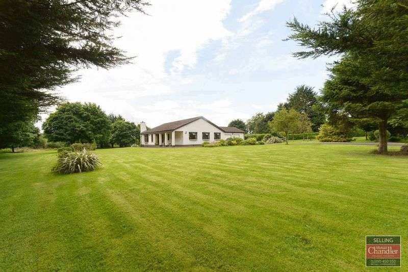 4 Bedrooms Bungalow for sale in 300 Comber Road, Lisburn, BT27 6TA