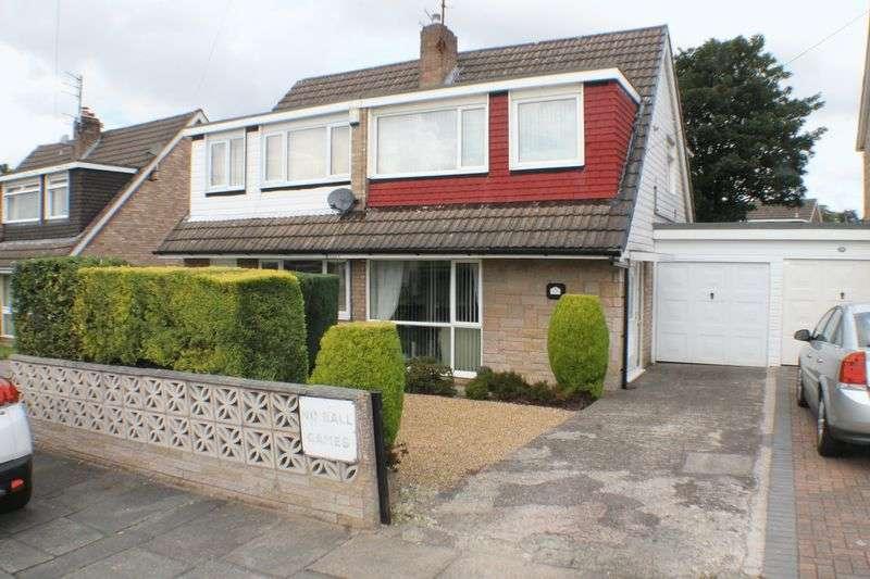 3 Bedrooms Semi Detached House for sale in Pleasington Drive, Prenton