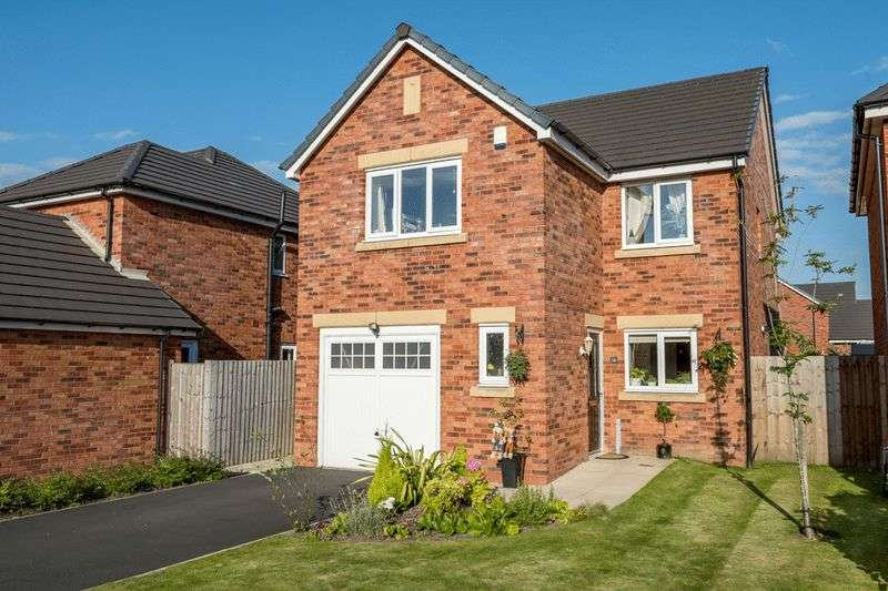 4 Bedrooms Detached House for sale in Chisnall Brook Close, Haskayne