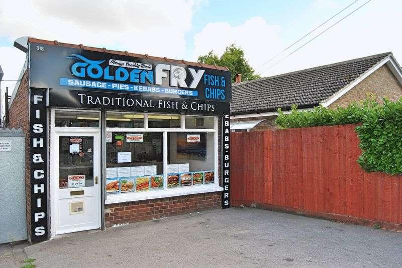 Property for sale in Golden Fry, Dysart Road, Grantham
