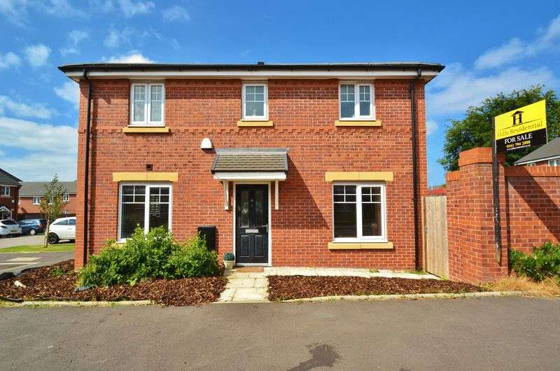 3 Bedrooms Terraced House for sale in Stancliffe Drive, Swinton