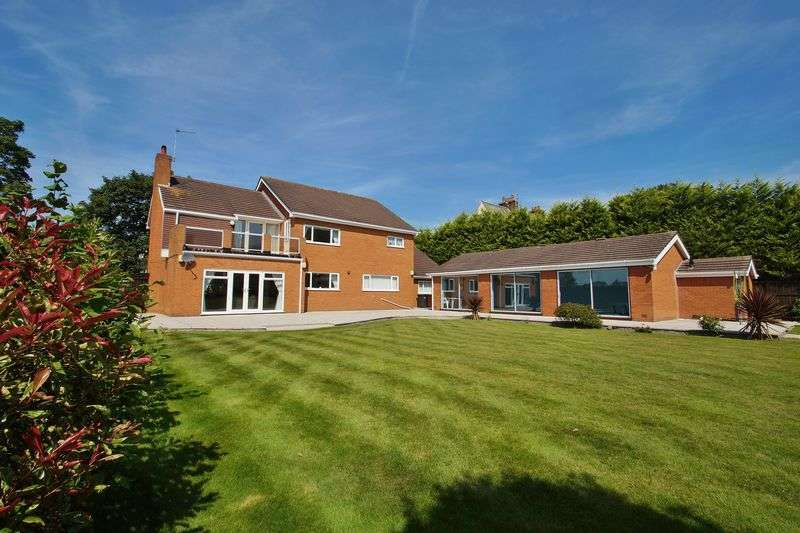 5 Bedrooms Detached House for sale in Rookery Road, Churchtown