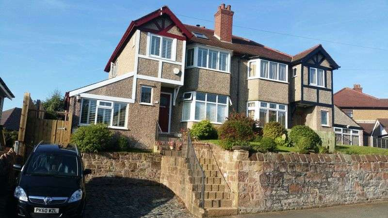 4 Bedrooms Semi Detached House for sale in Castle Drive, Wirral