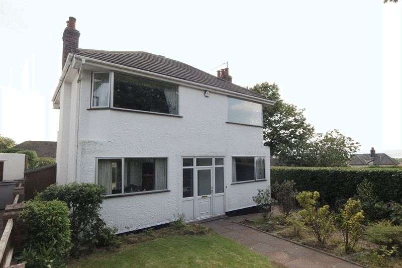 3 Bedrooms Detached House for sale in Westway, Heswall, Wirral