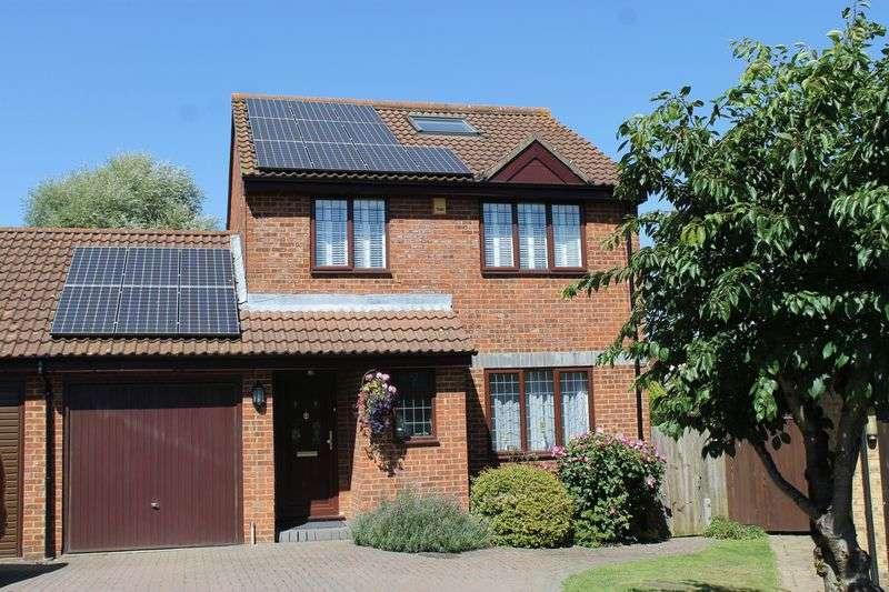 4 Bedrooms Detached House for sale in Burpham