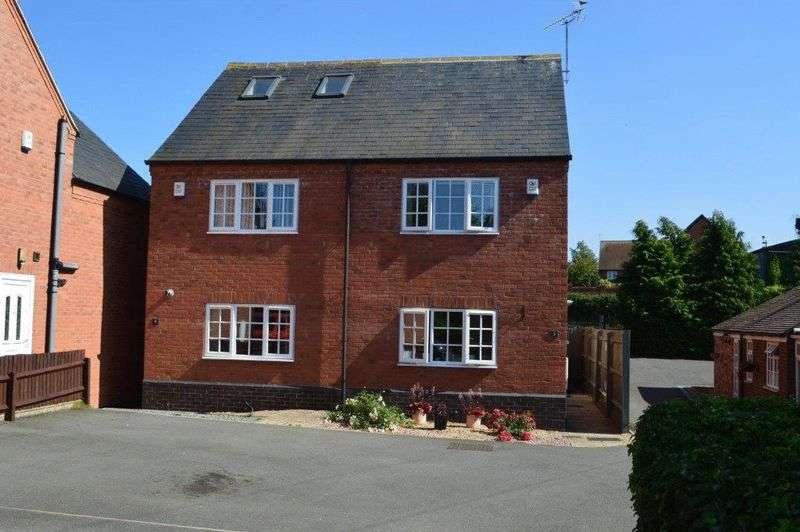 2 Bedrooms Semi Detached House for sale in Wysall Lane, Rempstone