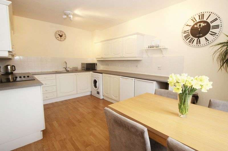 2 Bedrooms Flat for sale in WELLOWGATE MEWS, GRIMSBY