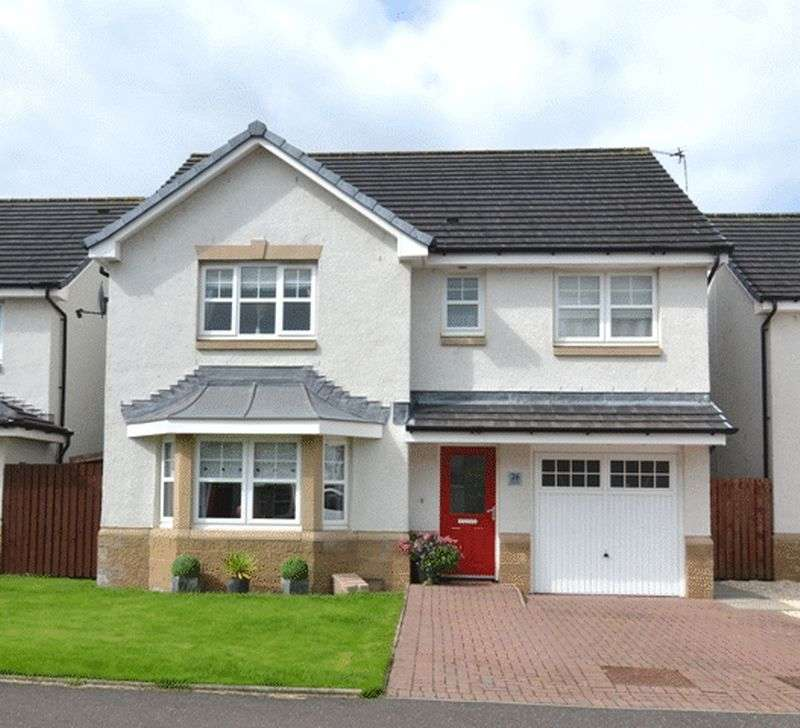 4 Bedrooms Detached House for sale in Earlswood Avenue, Irvine