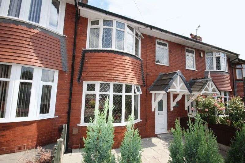 3 Bedrooms Terraced House for sale in Hollin Lane, Middleton, Manchester M24 5LE