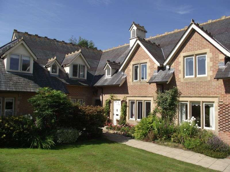2 Bedrooms Terraced House for sale in Walpole Court, Puddletown, Dorchester, Dorset