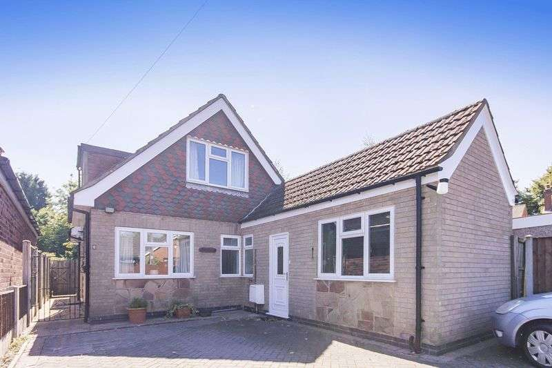 3 Bedrooms Detached House for sale in MOORLAND ROAD, MICKLEOVER