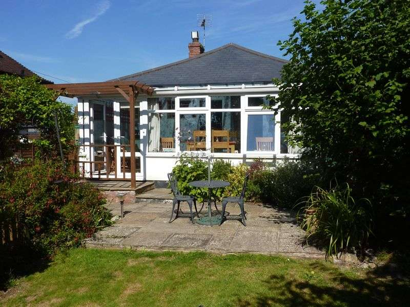 3 Bedrooms Detached Bungalow for sale in Colway Lane, Lyme Regis