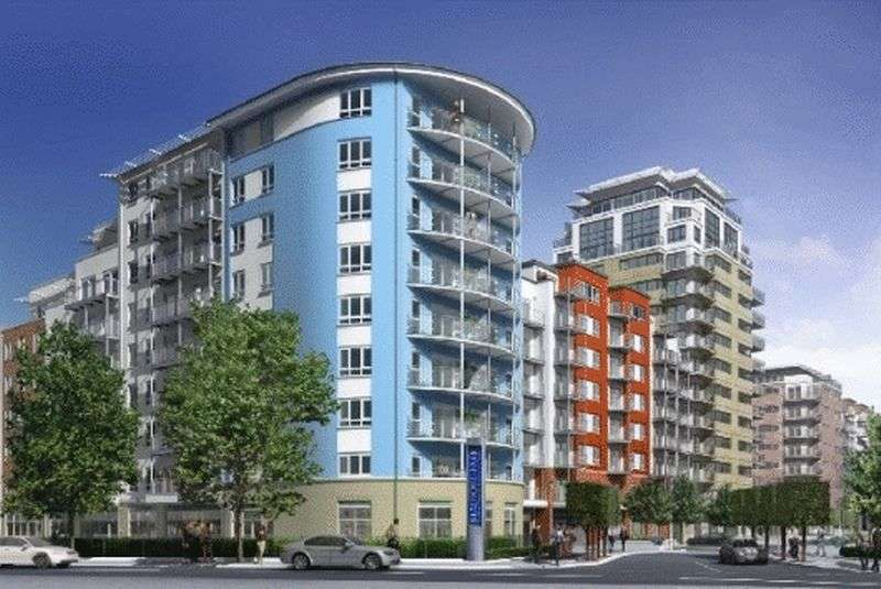 1 Bedroom Flat for sale in Avro House, 5 Boulevard Drive, Beaufort Park, Colindale, London, NW9 5HF